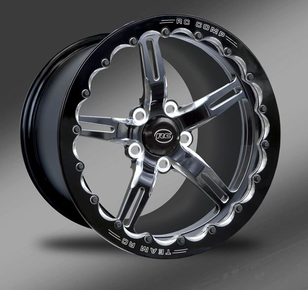 Picture of RC COMPONENTS FUSION STREET FIGHTER WHEEL - BEADLOCK