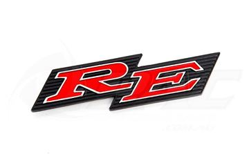 Picture of MAZDA RX2 RE REAR GARNISH BADGE METAL