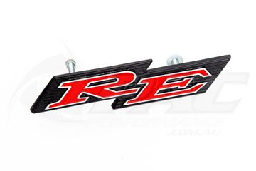 Picture of MAZDA RX2 RE GRILLE BADGE METAL