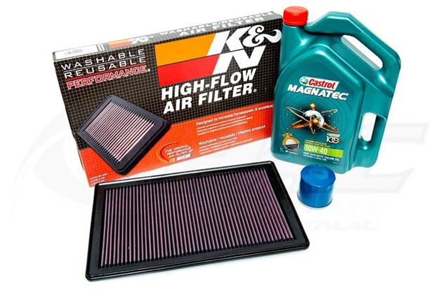 Picture of MAZDA RX8 BASIC SERVICE KIT