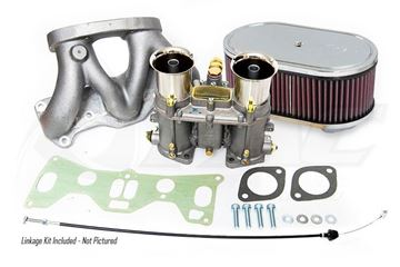 Picture of ROTARY 48 IDA WEBER CARBURETOR PACKAGE