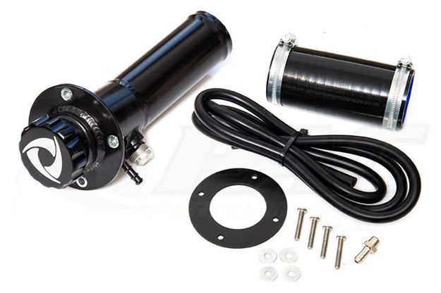 Picture of CUSTOM ALLOY RX4 929 FUEL FILLER NECK KIT