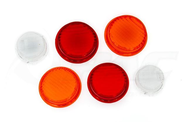 Picture of RX3 TAIL LIGHT LENSE KIT