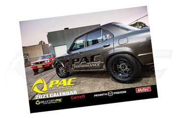 Picture of 2021 PAC PERFORMANCE WALL CALENDAR