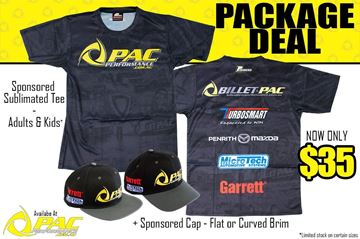 Picture of PAC SPONSORED SUBLIMATED PACK