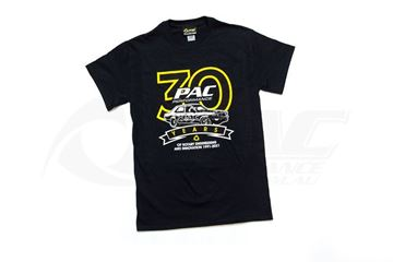 PAC PERFORMANCE 30TH ANNIVERSARY T-SHIRT