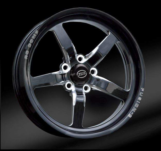 Picture of RC COMPONENTS FUSION-S FRONT RACE WHEEL