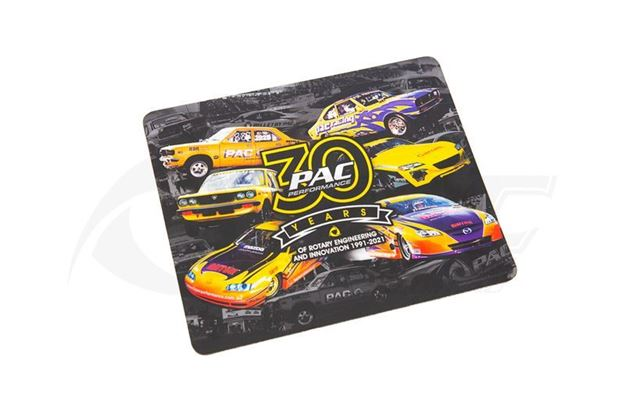 PAC PERFORMANCE 30TH ANNIVERSARY MOUSE PAD